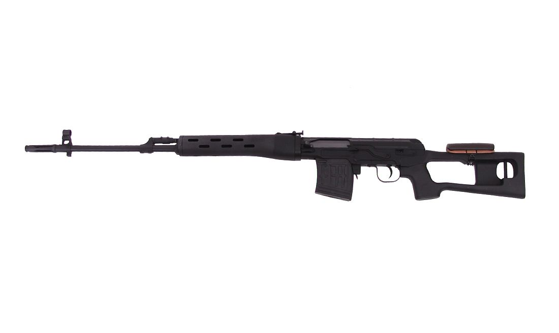 A&K SVD AIRSOFT AEG RIFLE