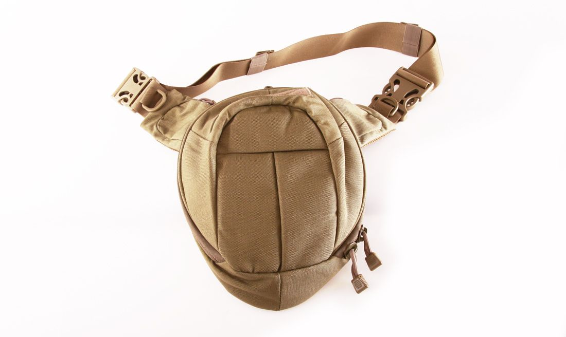 EMERSON OD COMMANDO SHOULDER BAG