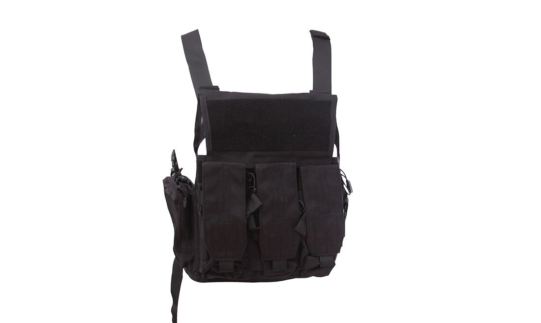 EMERSON BLACK WORRIOR EZ PLATE CARRIER