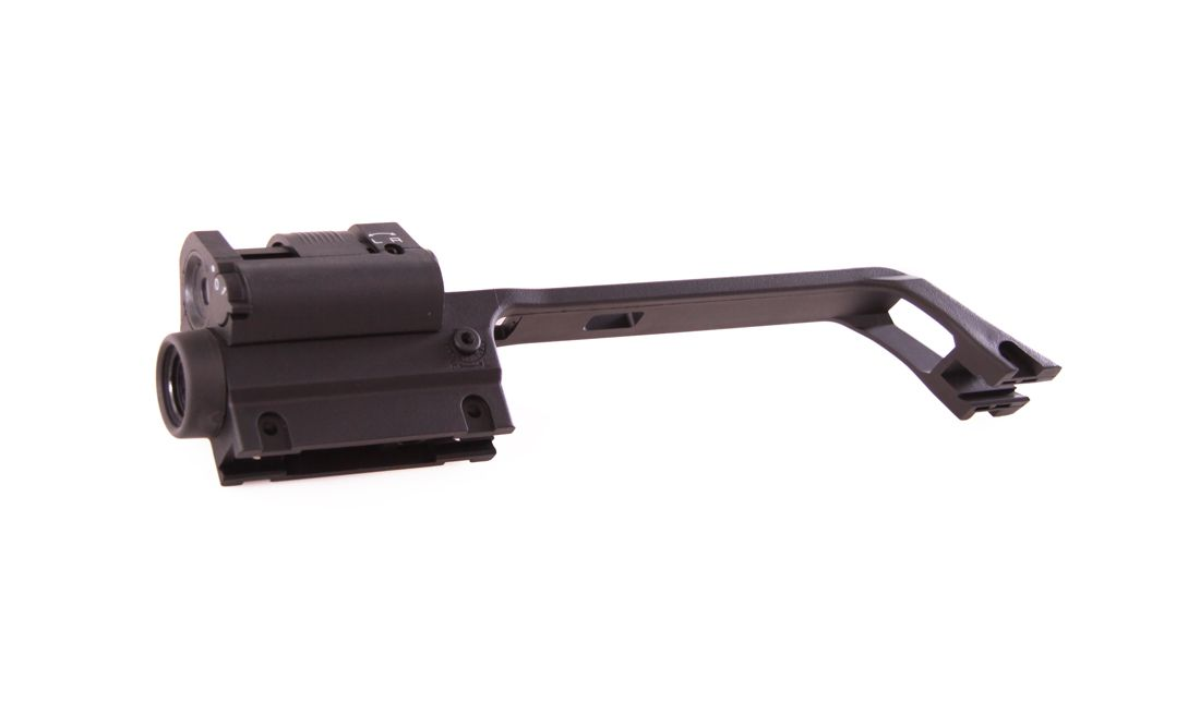 JG G608 SERIES CARRY HANDLE w/SIGHT AND LASER