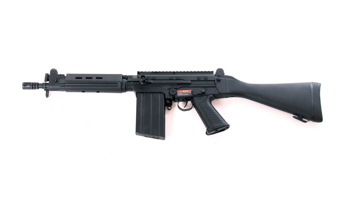 JG (3000) SA58 METAL BODY AIRSOFT AEG RIFLE