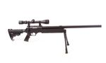 Rifle Cerrojo Muelle Mira Bipode Negro 500ftp Well (MB06D)