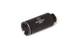 85MM BLACK SOUND AMPLIFIER MUZZLE