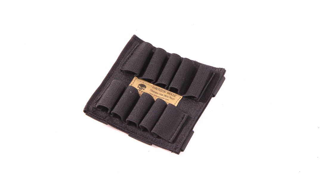 PORTA LUCES QUIMICAS MOLLE BLACK EMERSON