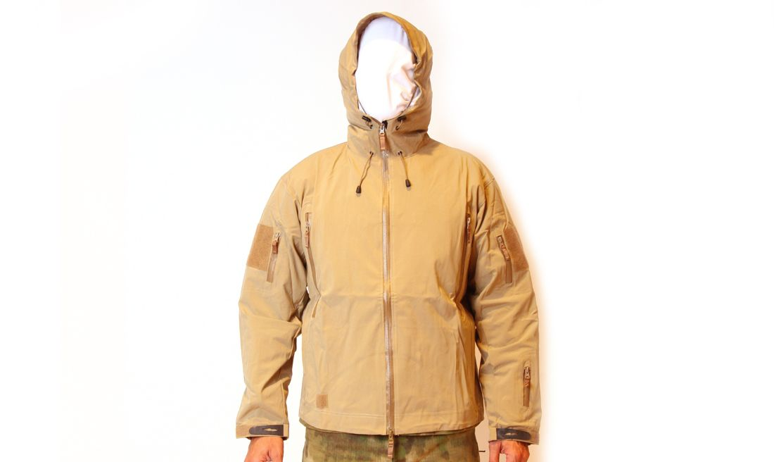 SOFT SHELL IMPERMEABLE Y CORTAVIENTO TAN EMERSON L