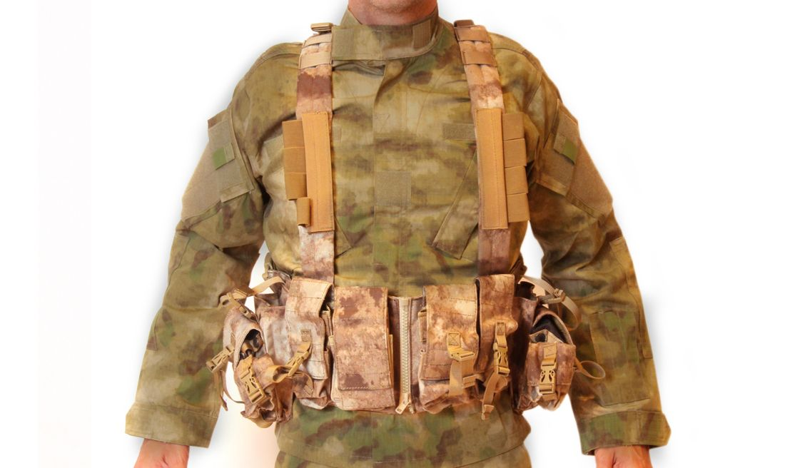 CHALECO LIGERO CHEST RIG ATKS EMERSON