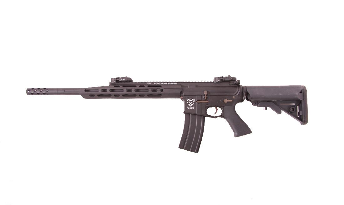 GUARDIAN MATCH BLOW BACK APS AIRSOFT AEG RIFLE