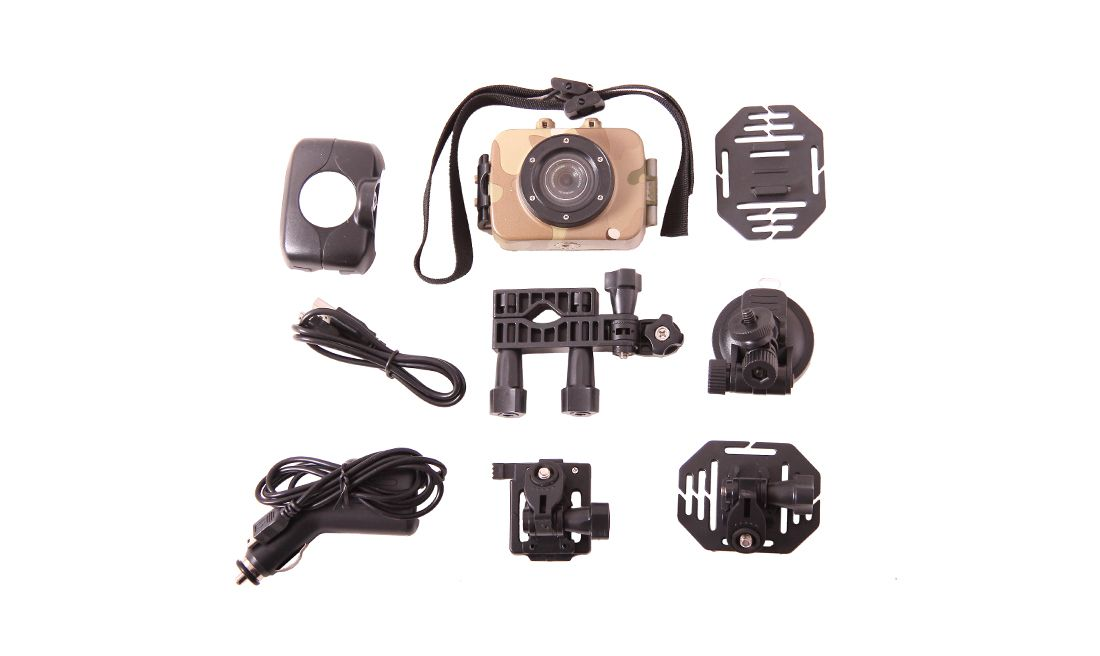 ACTION CAMERA W/LCD-MC EMERSON