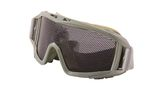STEEL MESH SCREENED GOGGLE OD