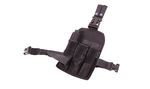 TRIPLE MAGAZINE POUCH MP7 BLACK