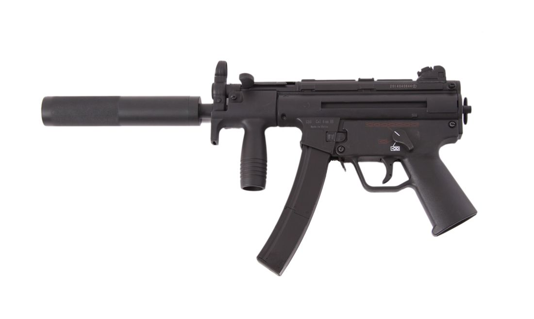 FM5K WELL (G55) AIRSOFT GBB SUBMACHINE GUN
