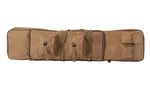 FUNDA TRANSPORTE RIFLE MULTIBOLSILLOS 120CM TAN DELTA TACTICS