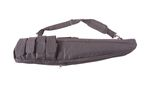 FUNDA TRANSPORTE RIFLE EDGE 100CM NEGRO DELTA TACTICS