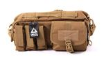 DELTA TACTICS BELT BAG MULTIPURPOSE PISTOL HOLSTER TAN