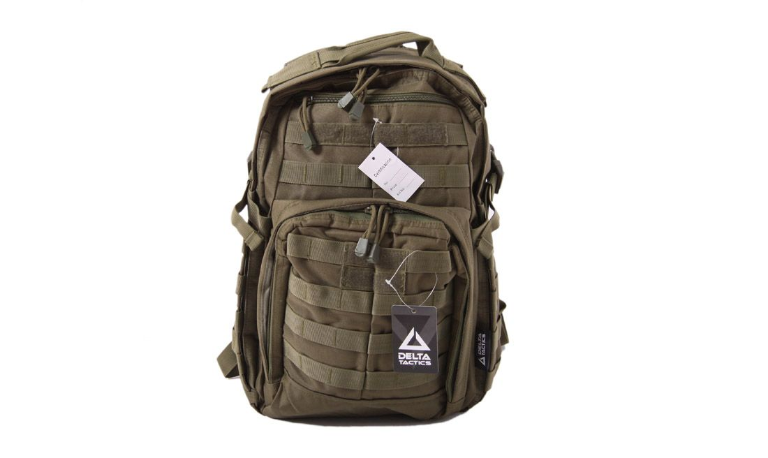 MULTIPURPOSE BACKPACK 20L OD DELTA TACTICS R12