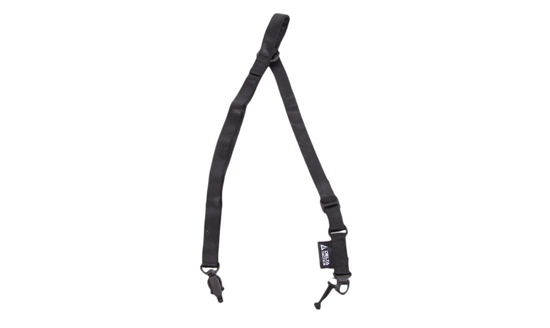 2 POINTS ADJUSTABLE TACTICAL SLING BLACK DELTA TACTICS