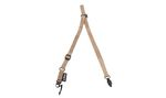 2 POINTS ADJUSTABLE TACTICAL SLING TAN DELTA TACTICS