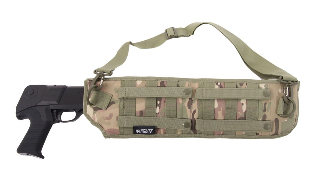 DELTA TACTICS SHOTGUN CARRYING BAG 50CM MULTICAM