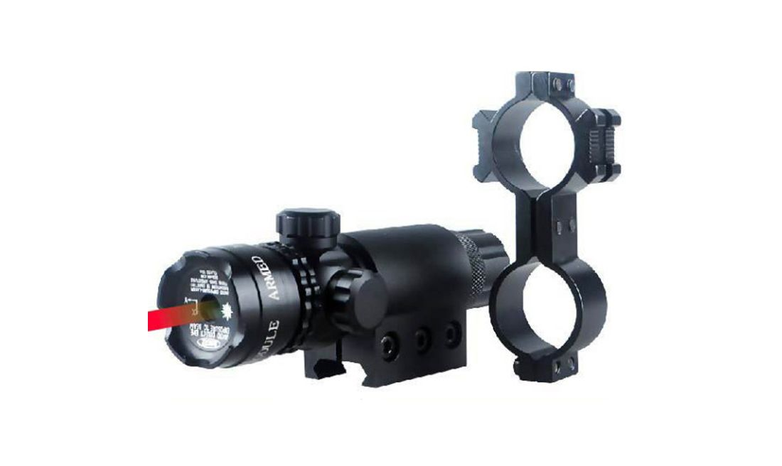 DELTA TACTICS HIGH POWER RED LASER