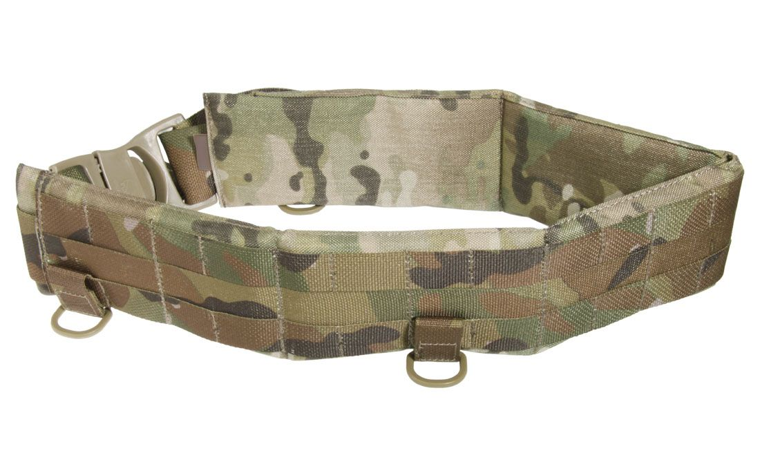EMERSON MOLLE PADDED MULTICAM M PATROL BELT
