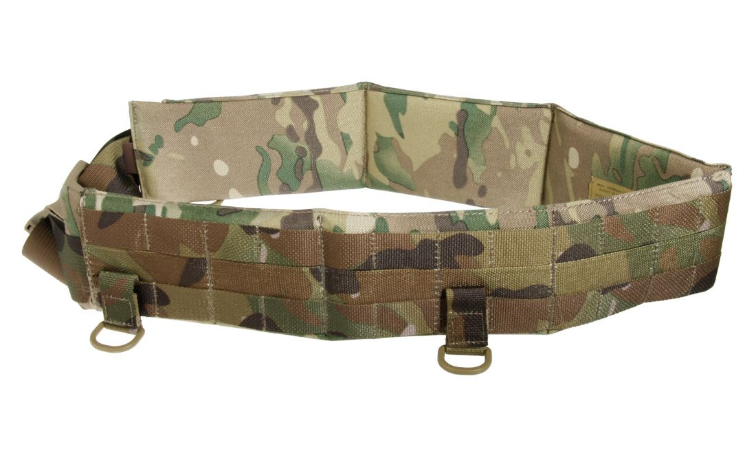 EMERSON MOLLE PADDED MULTICAM L PATROL BELT
