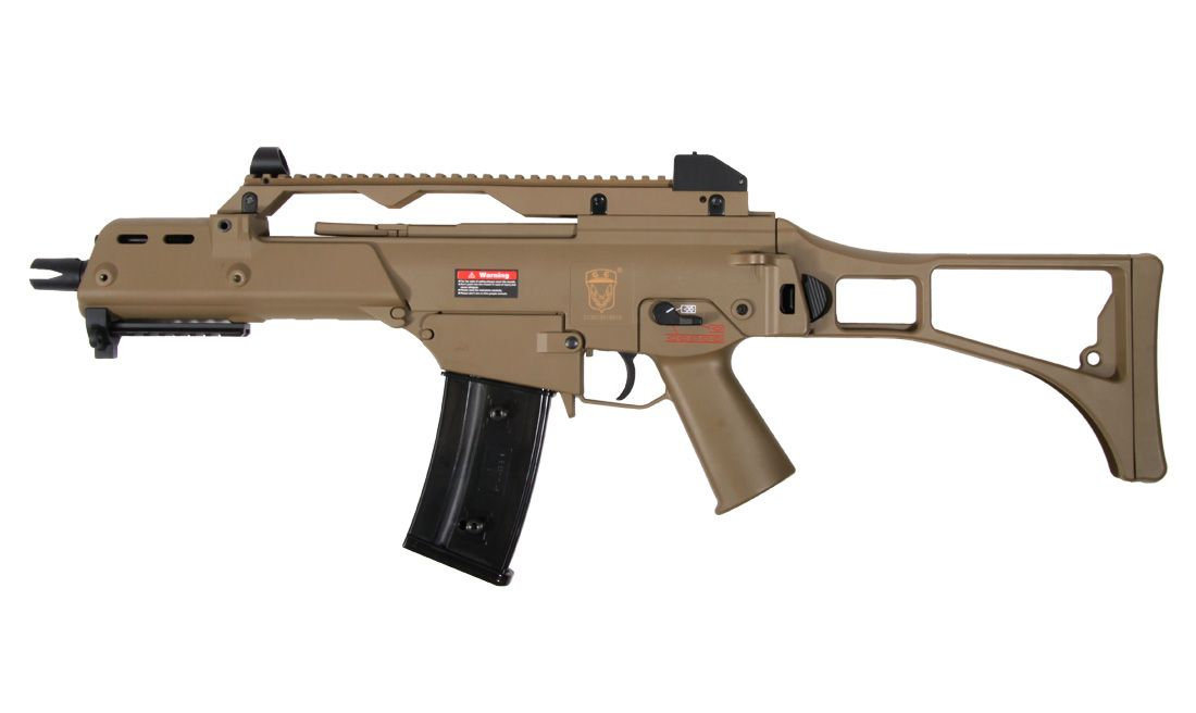 GOLDEN EAGLE 36 C TAN AEG RIFLE