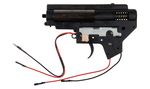 GOLDEN EAGLE M4-M16 FRONT WIRE GEAR BOX 350 FPS