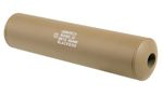 SILENCIADOR GEMTECH BLACKSIDE FOAM..14MM C.C.W TAN MADBULL