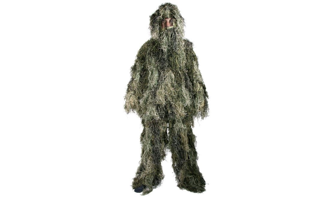 GHILLIE SUIT WOODLAND M/L