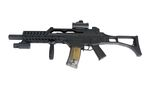 608-7 w/ SCOPE SUPRESSOR AIRSOFT SPRING RIFLE