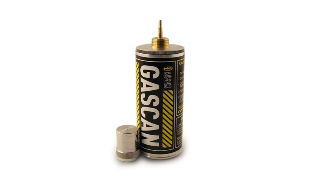 AIRSOFT INNOVATIONS GAS/CO2 GASCAN