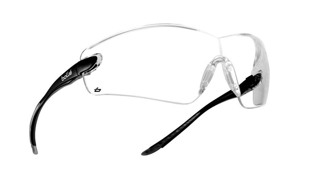 BOLLÉ COBRA SAFETY SPECTACLE CLEAR LENS