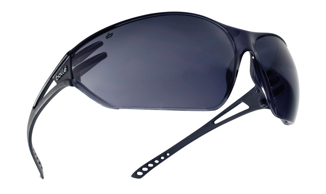 BOLLÉ SLAM SAFETY SPECTACLE SMOKE LENS