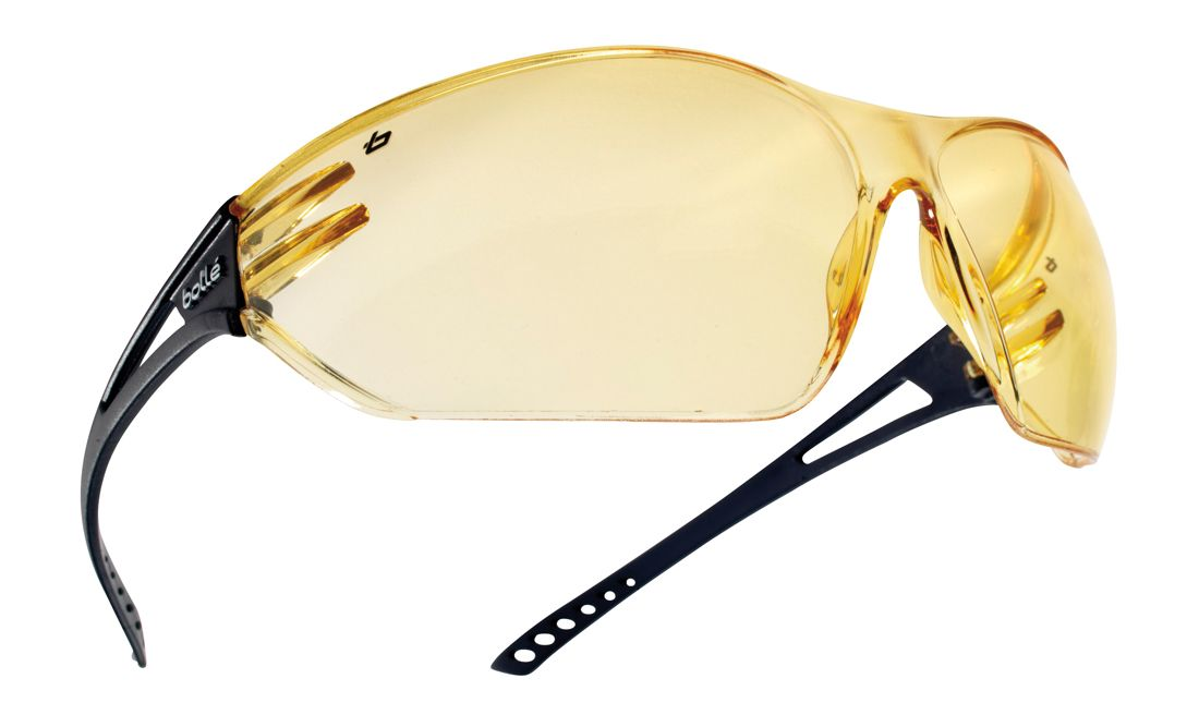 BOLLÉ SLAM SAFETY SPECTACLE YELLOW LENS