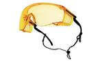 BOLL� SQUALE SAFETY SPECTACLE YELLOW LENS