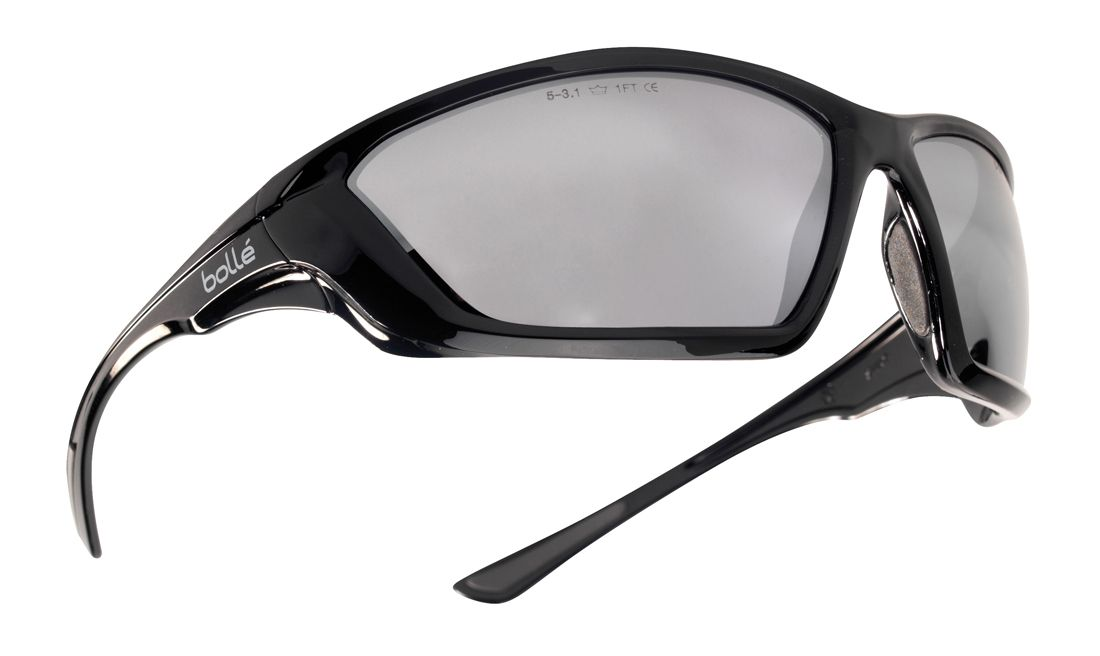 GAFAS BOLLÉ SWAT PC SILVER FLASH