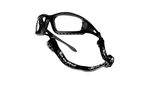 BOLLÉ TRACKER II SAFETY SPECTACLE CLEAR LENS