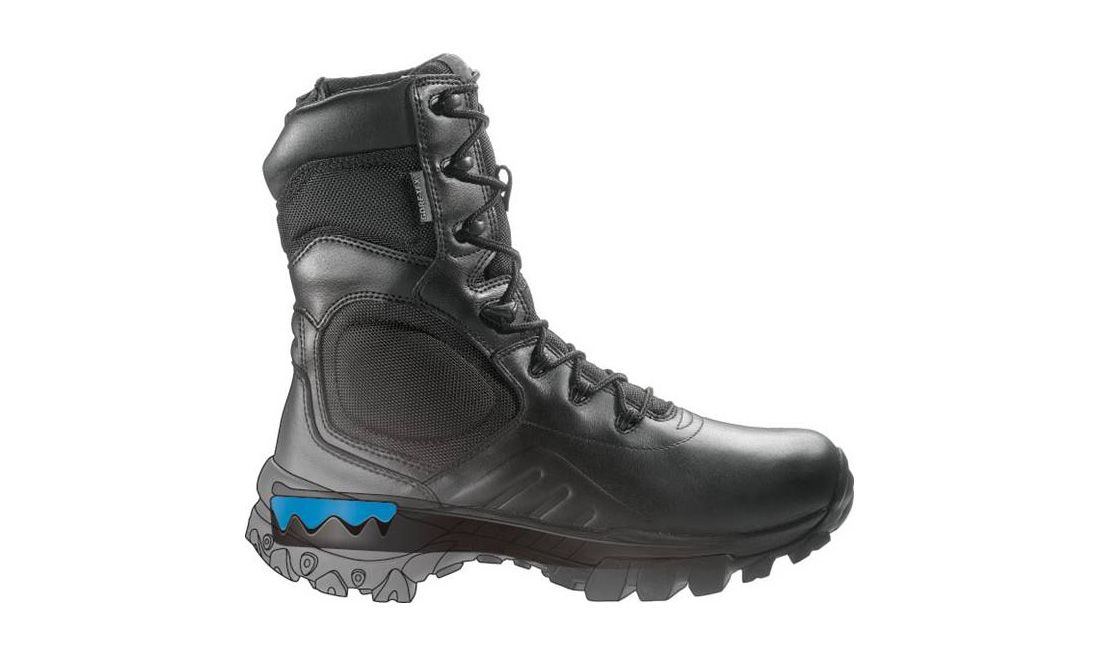 BATES MEN'S DELTA-9 GORE-TEX® VIBRAM® ICS SIDE ZIP BOOT 36