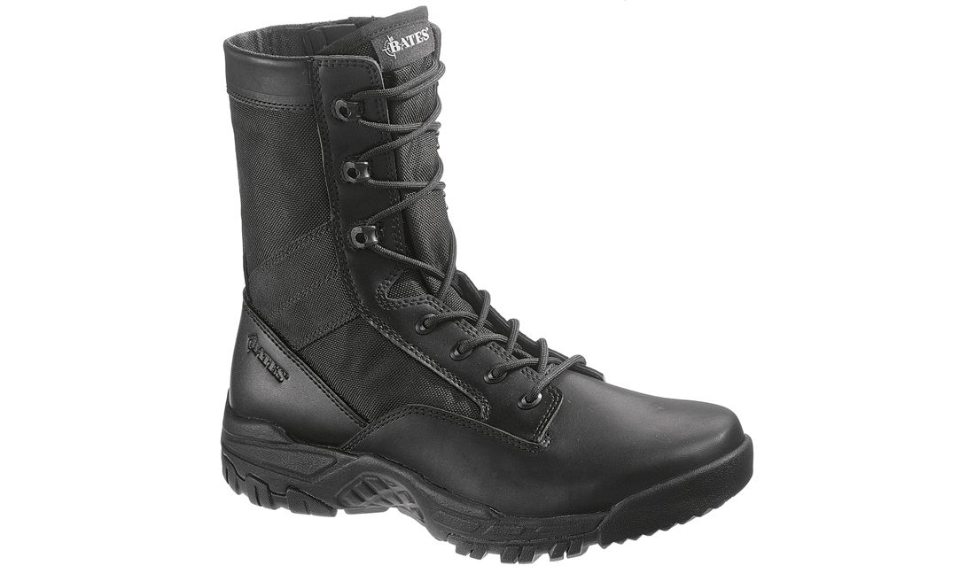 BATES MEN'S ZERO MASS 8 SIDE ZIP BOOT 40
