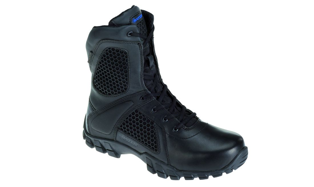 "BATES STRIKE 8"" ZIP WATERPROOF 40"