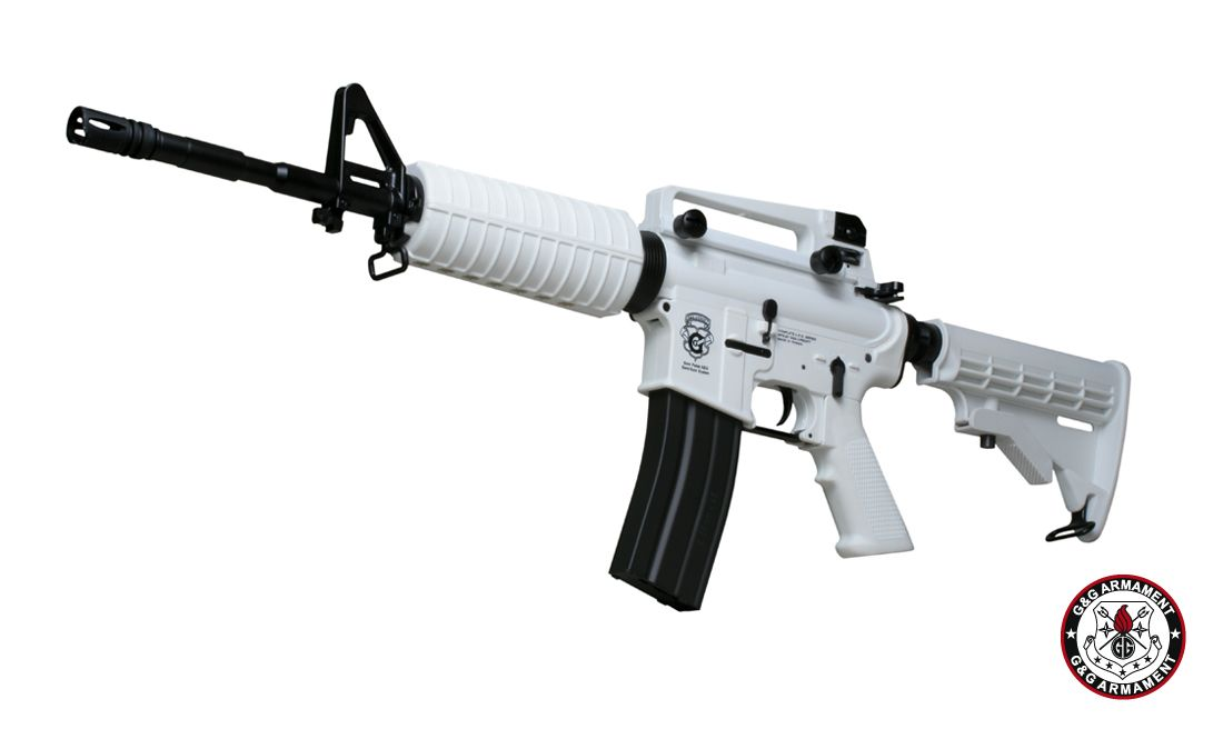 G&G CHIONE 16 BLOW BACK COMBO AIRSOFT AEG RIFLE