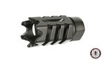 G&G RUSH MOCK FLASH SUPPRESSOR FOR GR16 SERIES (14MM CCW)