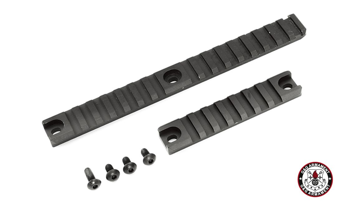 RAIL INFERIOR G36C G&G (G-03-041)