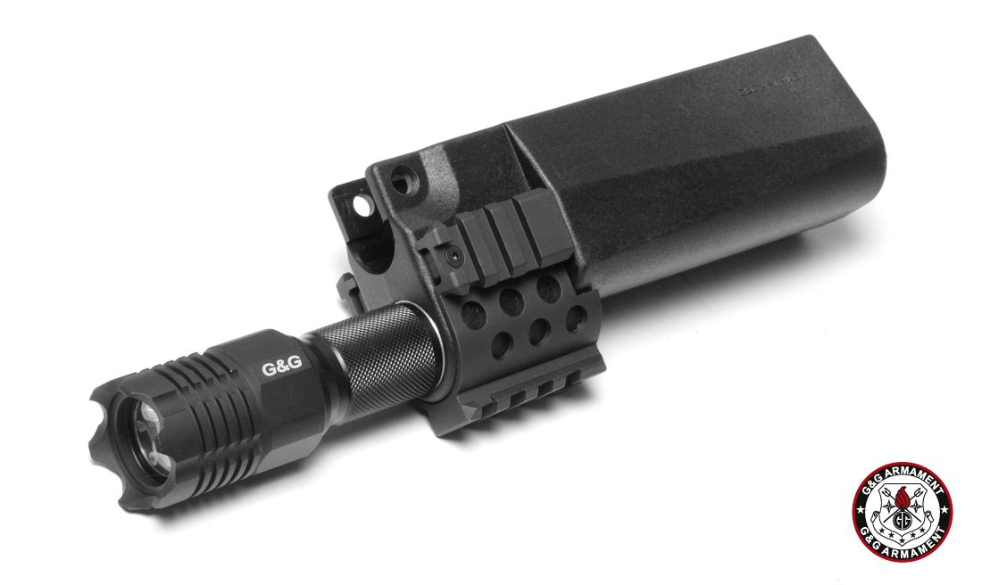 G&G MP5 LED TACTICAL HANDGUARD FULL SET (MARUI ONLY)