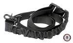 G&G SINGLE POINT BUNGEE RIFLE SLING - BLACK