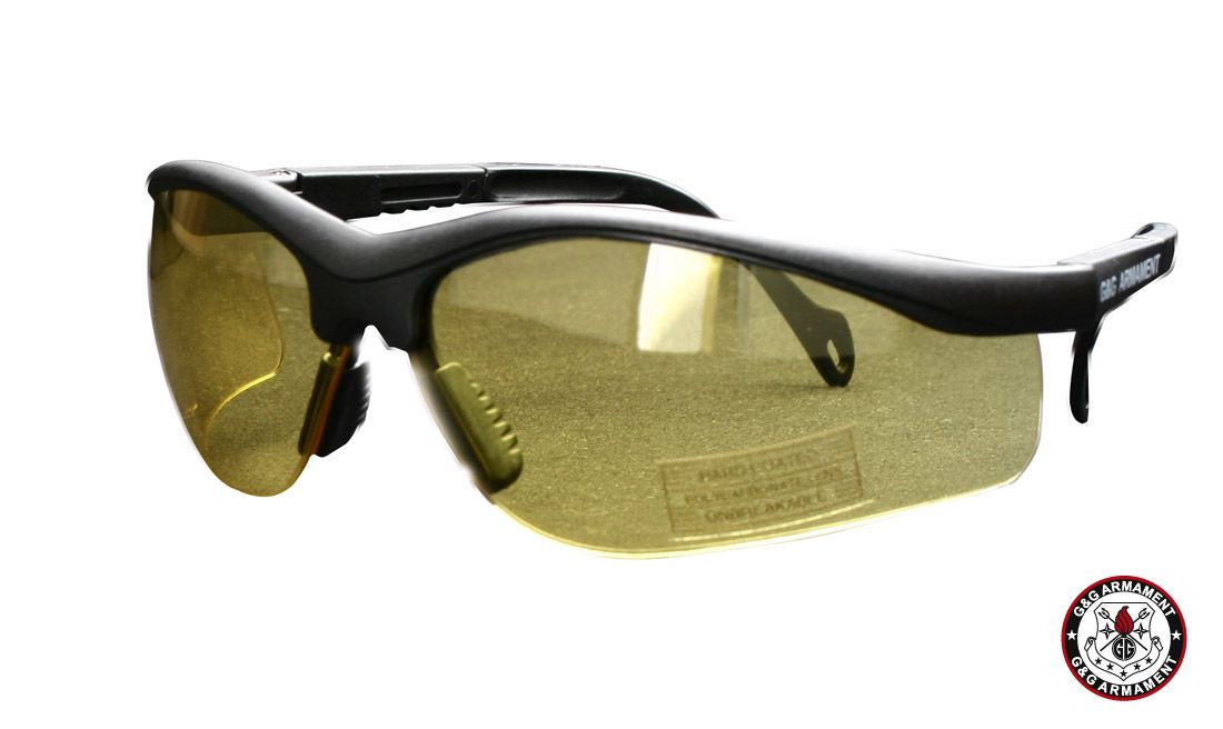 G&G PROTECT GLASSES-YELLOW