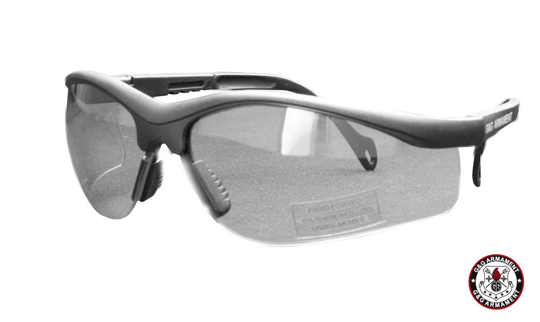 G&G PROTECT GLASSES-TRANSPARENT