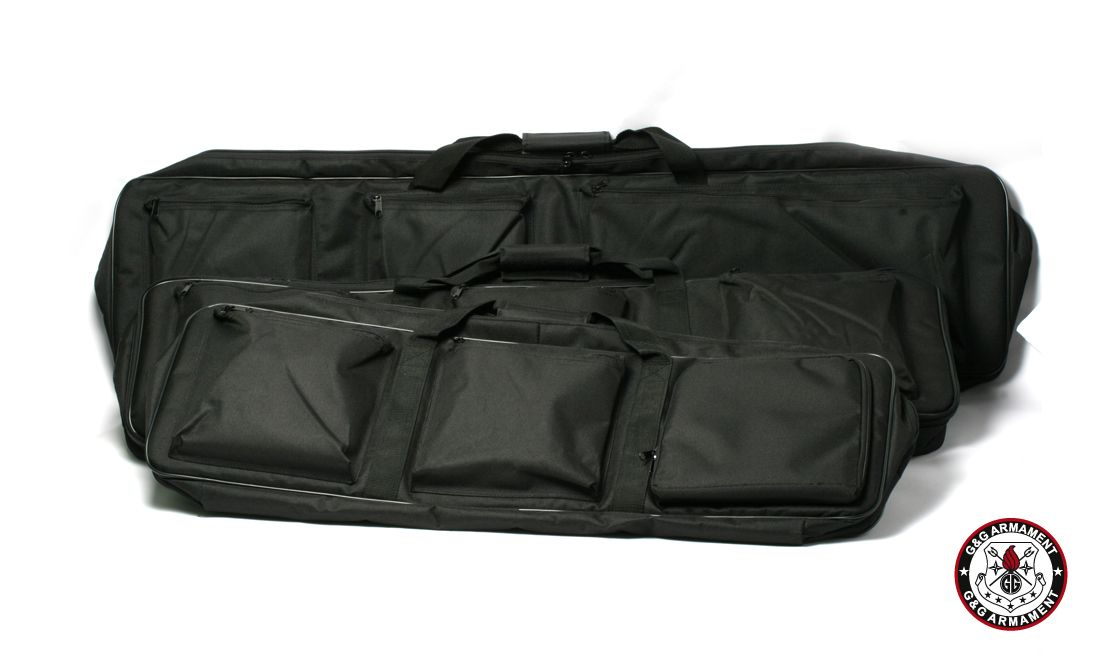FUNDA TACTICA NEGRA 88MM G&G (G-07-167-1)