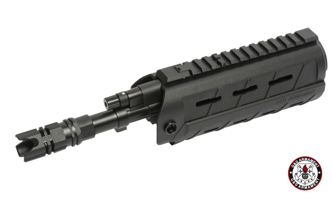 G&G G26 LASER & LED BUILD-IN HAND GUARD SET