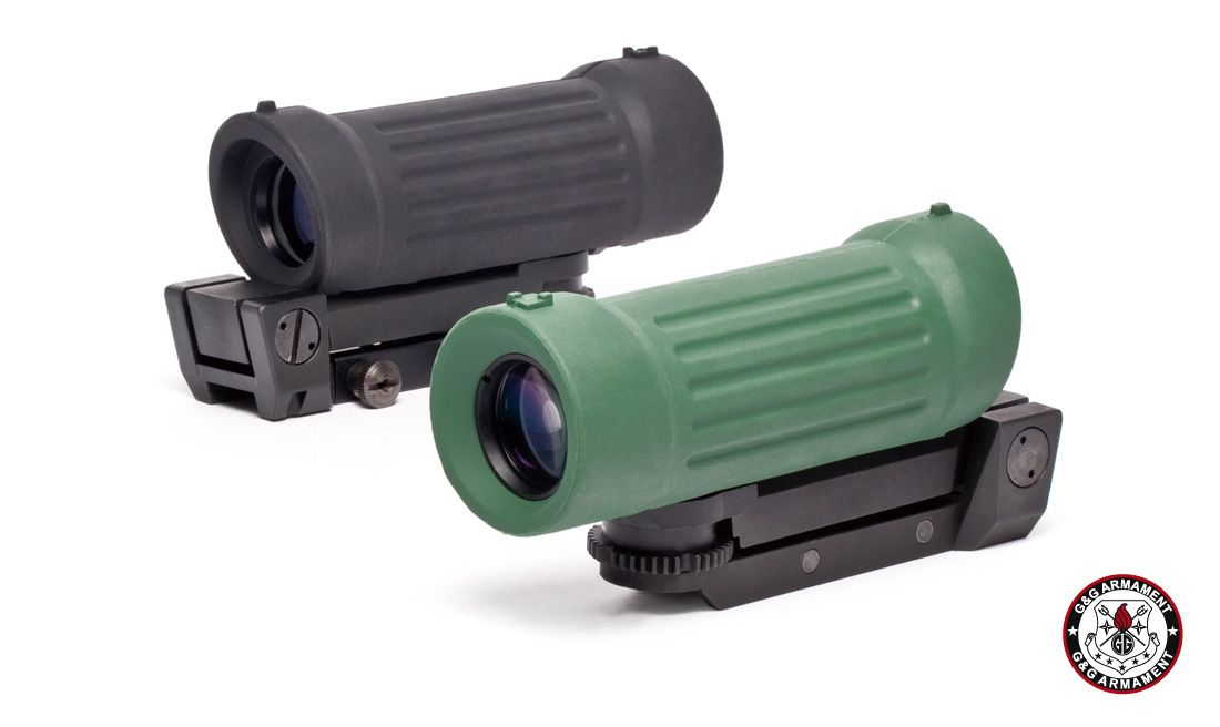G&G G&G 4X MAGNIFIER SCOPE(BLACK)